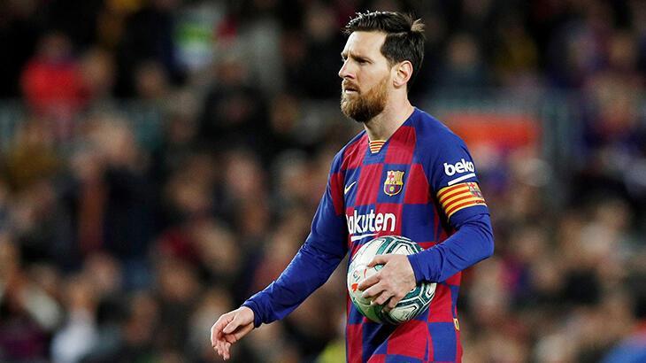Lionel Messi'den 1 milyon Euro'luk bağış!