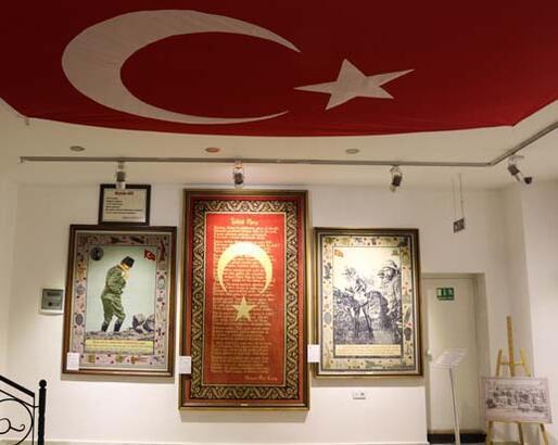 Isparta Halı ve Kilim Müzesi büyük ilgi görüyor