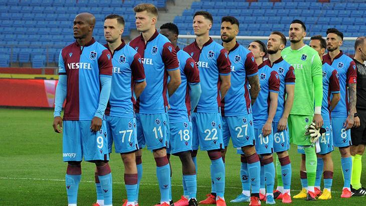 Trabzonsporlu oyunculardan 'evde kal, güvende kal' mesajı