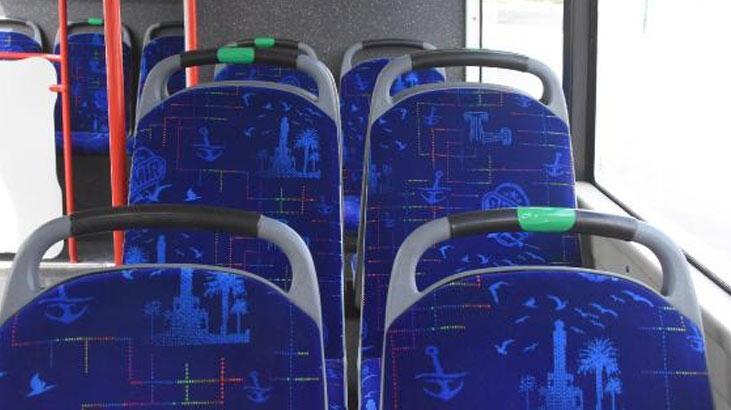 İzmir toplu taşımada 'yeşil koltuk' uygulamasına geçti