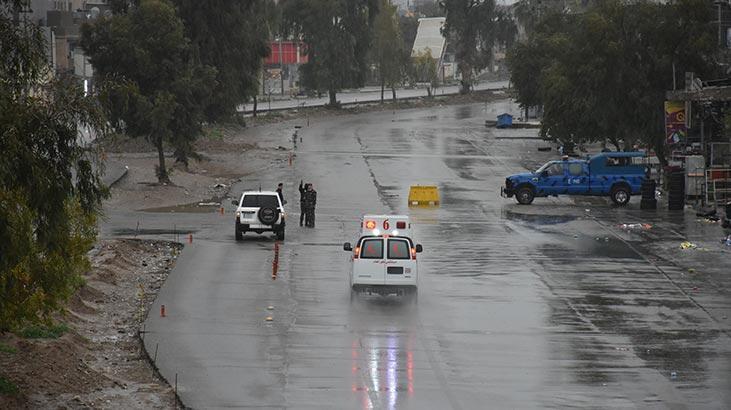 Kerkük'te koronavirüs vakası görülen kasaba karantinaya alındı