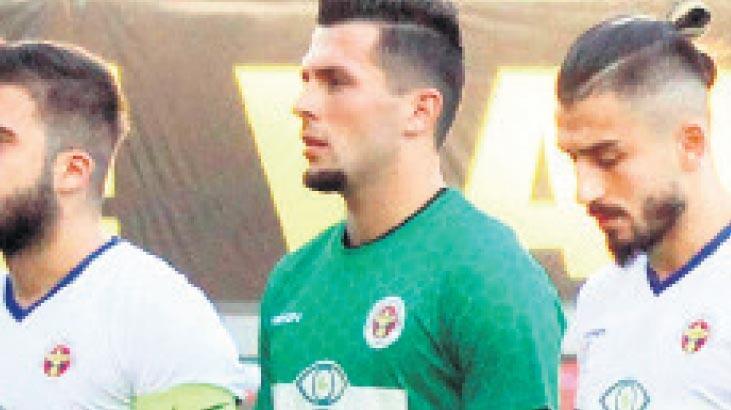 Menemenspor'un file bekçisi Süper Lig radarında
