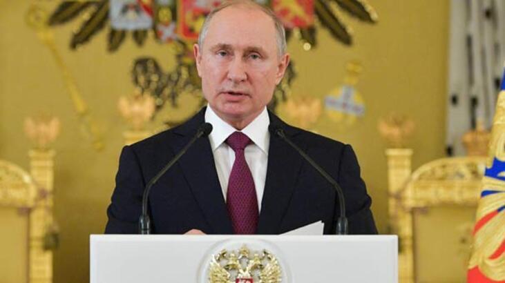 Putin konuştu Rus rublesi düşüşe geçti