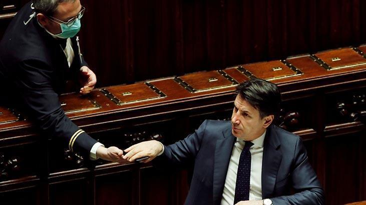 İtalya Başbakanı Conte: Görünmez ve sinsi bir  düşmanla savaşıyoruz