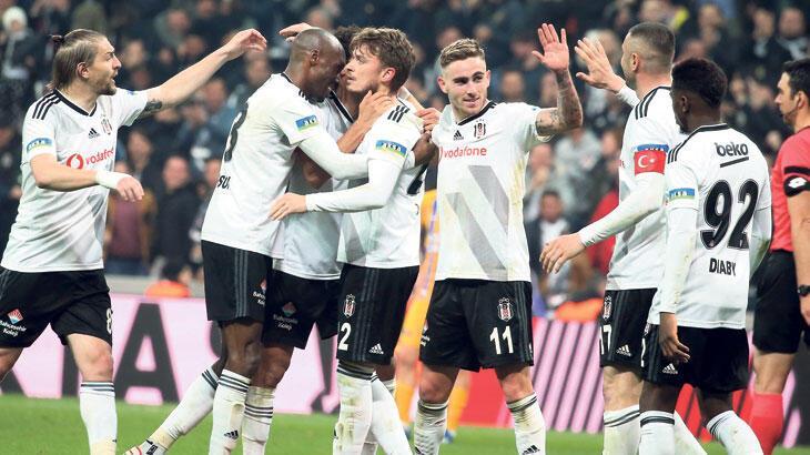 Beşiktaş'ta maksimum koruma