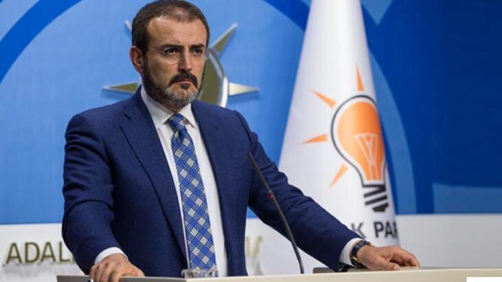 """AK Parti'li Ünal, Twitter'dan """"EvdeKalTürkiye"""" etiketiyle kitap kampanyası başlattı"""