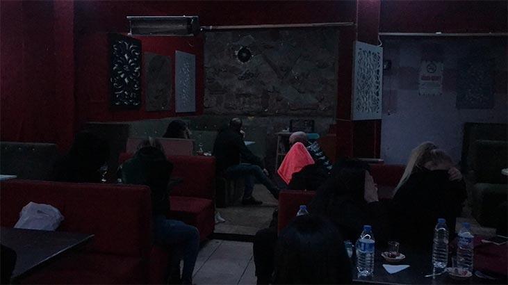 Bursa'da eğlence mekanlarına 'corona' baskını: 20 kişi gözaltında