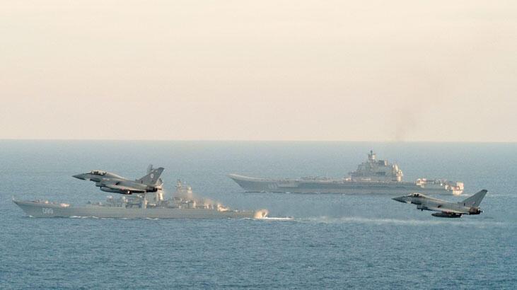 Son dakika... Rusya savaş gemileri dünyayı karıştırdı