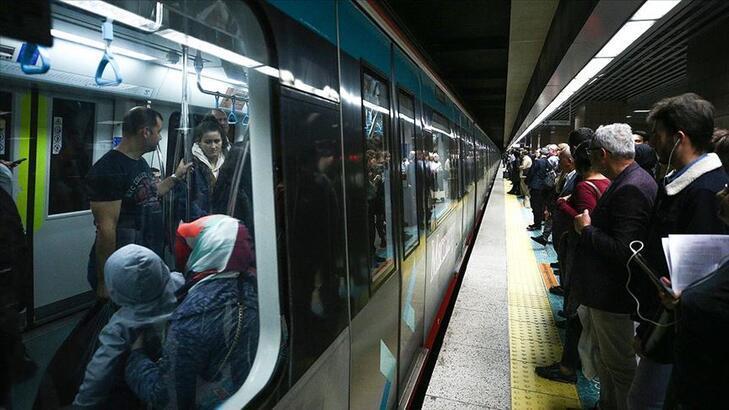 Yolcu sayısı Marmaray'da yüzde 85 düştü