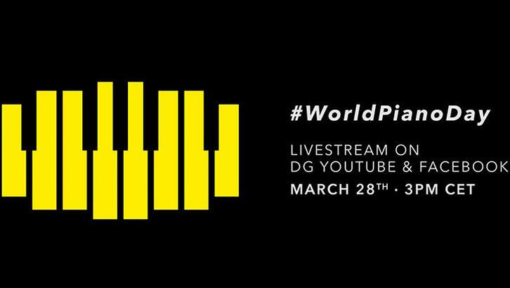DG Dünya Piyano Günü'nü online kutlayacak