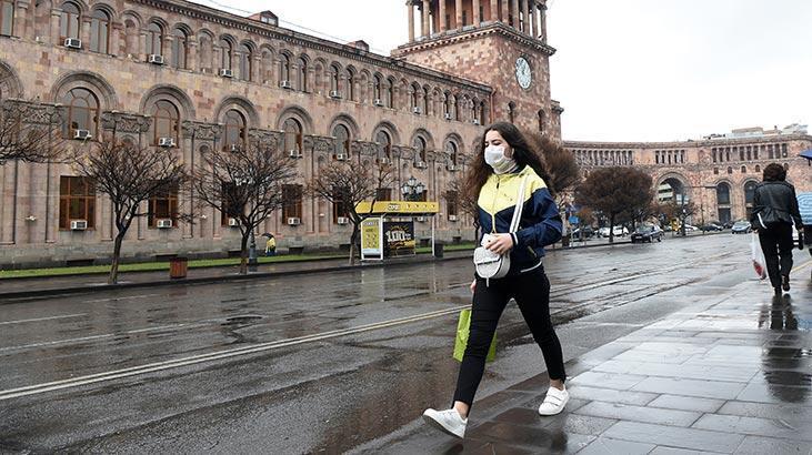 Ermenistan'da corona virüs nedeniyle ilk ölüm