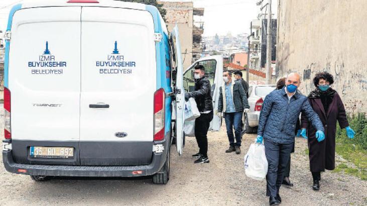 İzmir, dayanışma örneği gösterdi!
