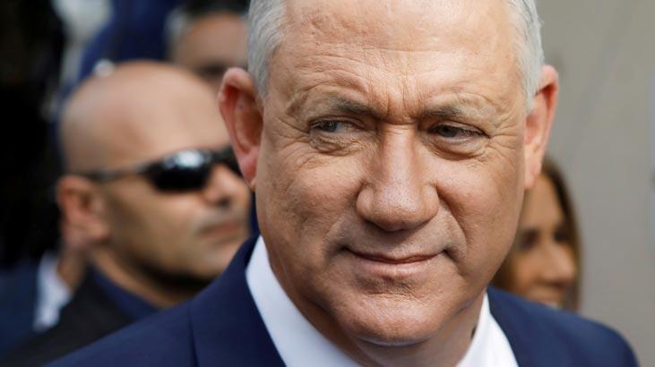 İsrail'de Meclis Başkanlığı'na Gantz seçildi