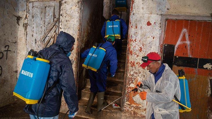 Fas'ta corona virüsten ölenlerin sayısı 10'a yükseldi