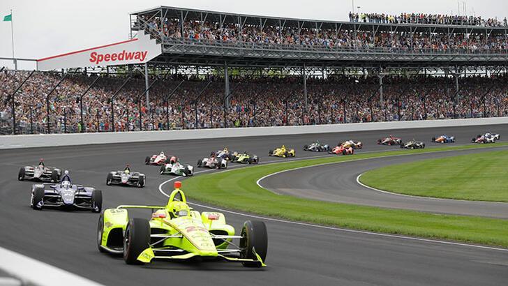 Indianapolis 500 yarışı koronavirüs nedeniyle ertelendi