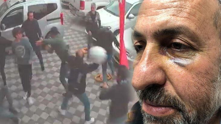 Son dakika haberler: Ankara'da film gibi dükkan baskını! Baba ve oğlunu önce öldüresiye dövdüler
