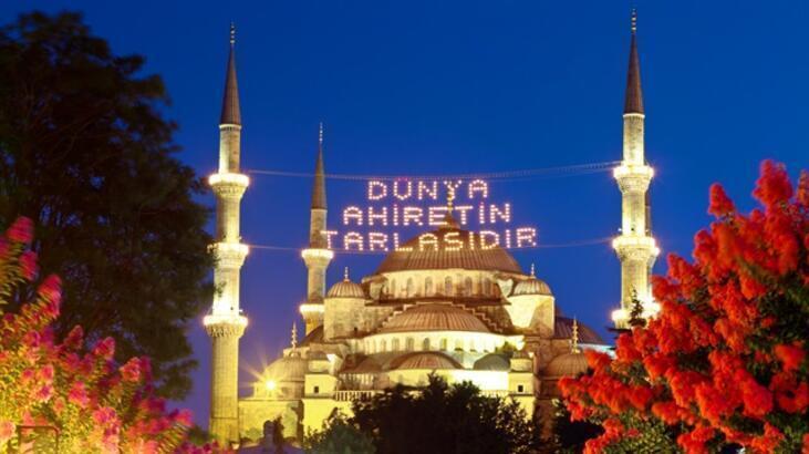 Ramazan ayı ne zaman başlayacak? Ramazan Bayramı tarihleri