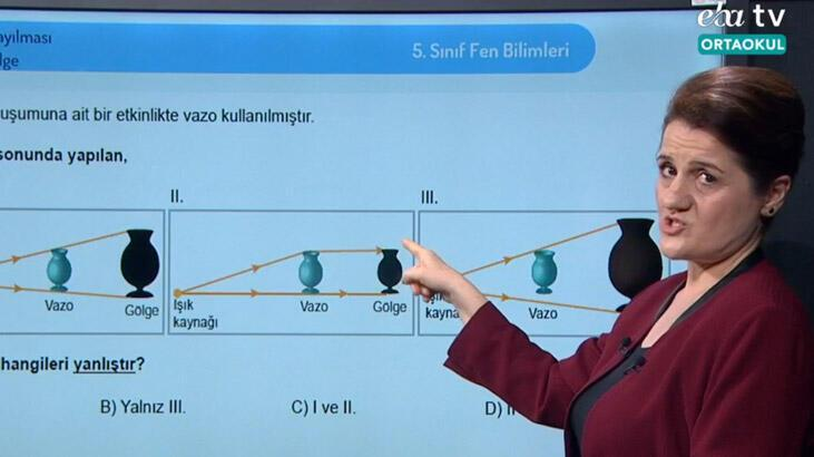 EBA TV canlı yayını tekrar dersleri ile devam ediyor! 27 Mart TRT EBA TV canlı yayın frekans bilgileri