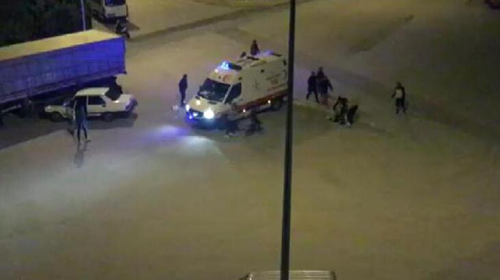Kaza sonrası 3 sağlık görevlisini darbeden 2 kişi serbest!