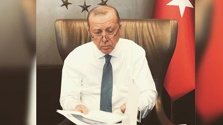 Son dakika: Cumhurbaşkanı Erdoğan'dan corona virüs mesajı