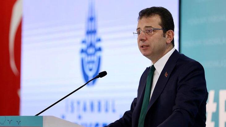 İBB Başkanı İmamoğlu: Atatürk Havalimanı geçici hastaneye dönüştürülmeli