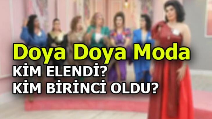 Doya Doya Moda kim elendi, 27 Mart kim birinci oldu? Yeni format şok etti!