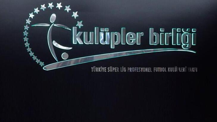 """Kulüpler Birliği'nden Yusuf Günay ve Kayserispor'a """"geçmiş olsun"""" mesajı"""