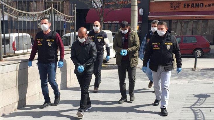 500 bin lira dolandırmaya çalışan 2 şüpheli tutuklandı!