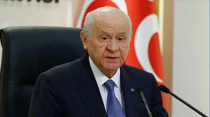 MHP lideri Bahçeli'den corona virüs açıklaması
