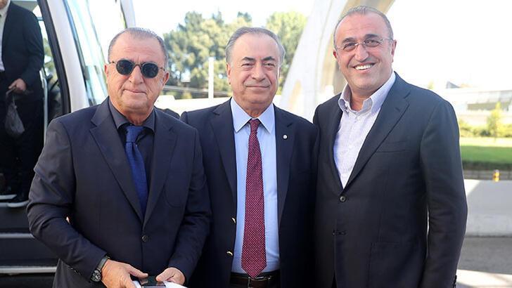 """Mustafa Cengiz: """"Fatih Terim'in durumu çok iyi"""""""