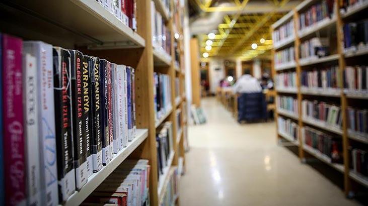 Kültür ve Turizm Bakanlığına bağlı kütüphanelerin kapalı kalma süresi  uzatıldı