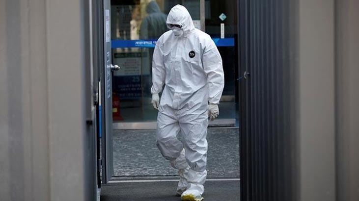 Son dakika haberi... Fransa'da corona virüsten ölenlerin sayısı 1995'e yükseldi