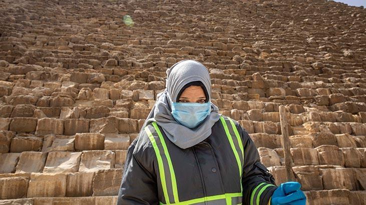 Mısır ve Fas'ta corona virüs kaynaklı ölüm ve vaka sayısı arttı