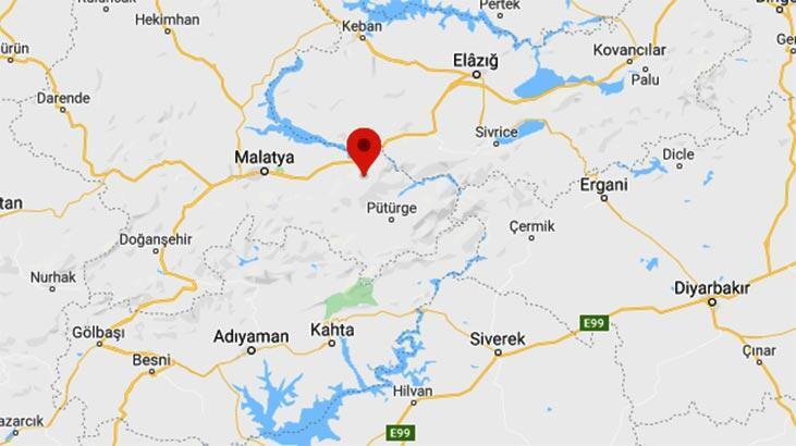 Son dakika haberleri | Malatya'da korkutan deprem