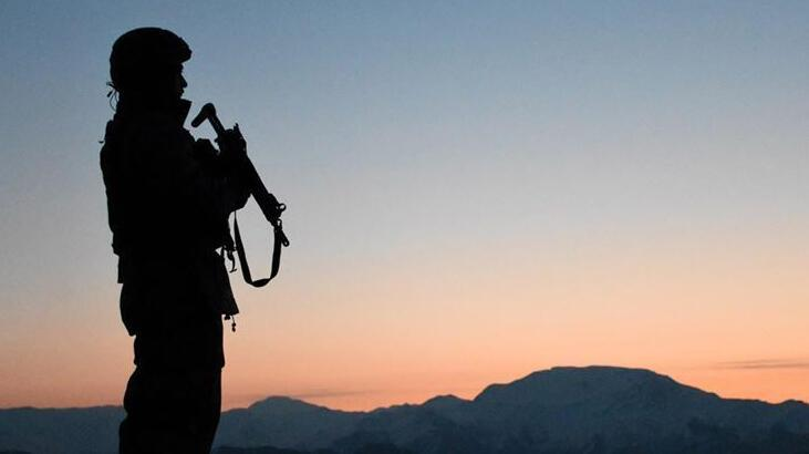 Bitlis'te etkisiz hale getirilen 3 PKK'lı teröristten birinde corona virüs tespit edildi