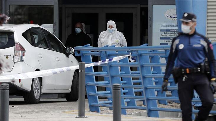 İspanya'da son 24 saatte corona virüsten 838 kişi öldü