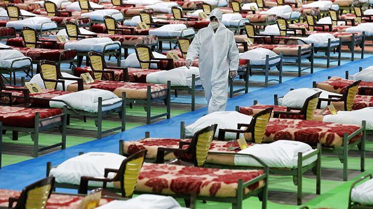 İran'da corona virüsünden hayatını kaybedenlerin sayısı 2 bin 640'a yükseldi