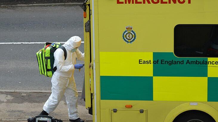 İngiltere'de corona virüsü nedeniyle hayatını kaybedenlerin sayısı 1228'e yükseldi