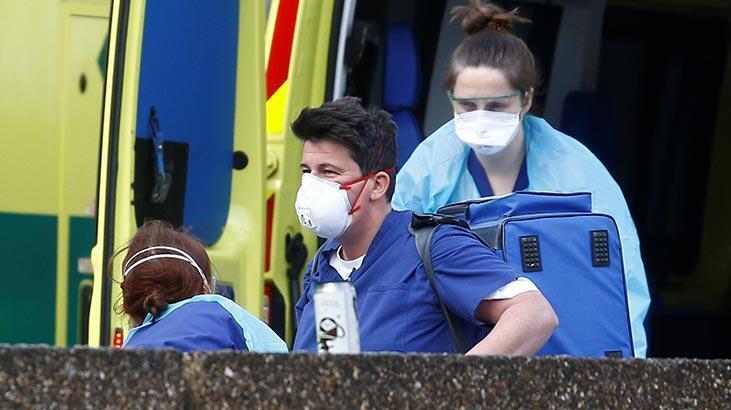 Son dakika haberleri... Dünya genelinde corona virüs vaka sayısı 700 bini geçti
