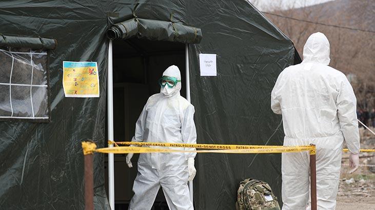 Avrasya ülkelerinden corona virüs gelişmeleri... Vaka sayıları yükseliyor