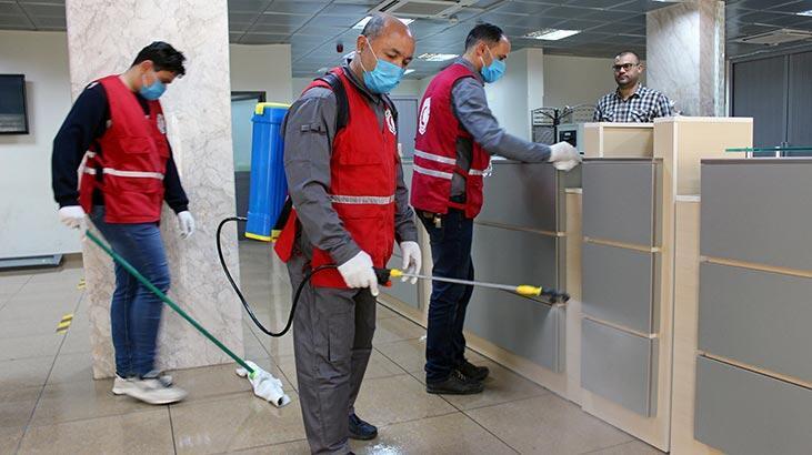 Cezayir ve Libya'da corona virüs vakaları arttı