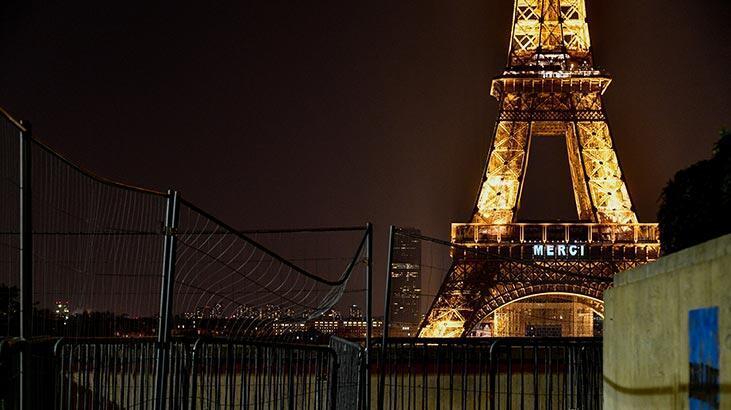 Son dakika haberi... Fransa'da corona virüsten can kaybı 2 bin 606'ya yükseldi