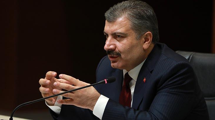 Son dakika haberi... Sağlık Bakanı Koca'dan o iddialara yanıt: Sayısal veriler kanıta dayalıdır