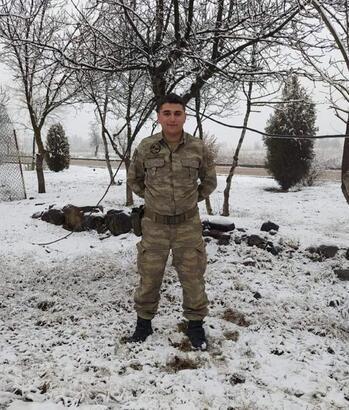Yaralanan askerin tedavisi sürüyor