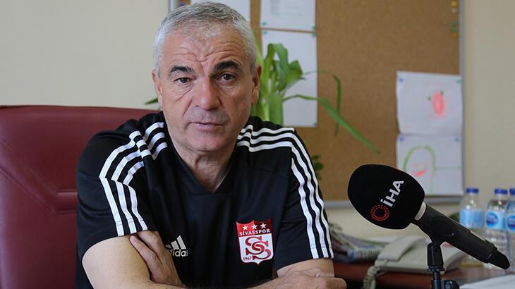Rıza Çalımbay: Maçlar Antalya'da oynansın