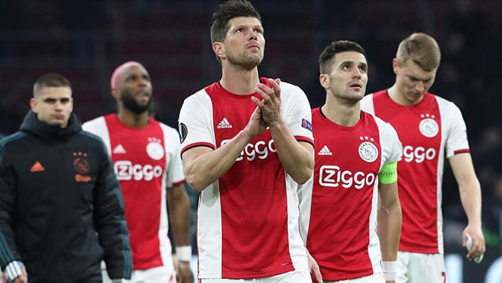 Ajax, Huntelaar'ın sözleşmesini feshetti