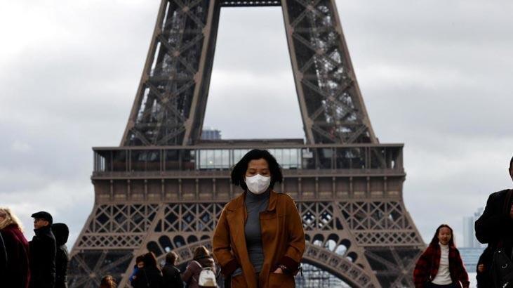 Son dakika haberi: Fransa'da corona virüsten can kaybı sayısı 3 bin 24'e yükseldi