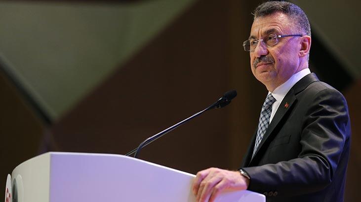 Cumhurbaşkanı Yardımcısı Oktay'dan Milli Dayanışma Kampanyası'na destek çağrısı