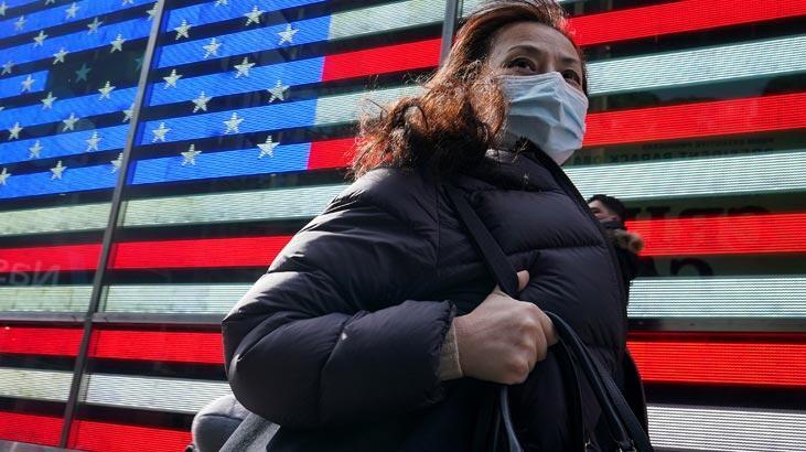 Washington DC'de corona virüs nedeniyle halktan evde kalmaları istendi