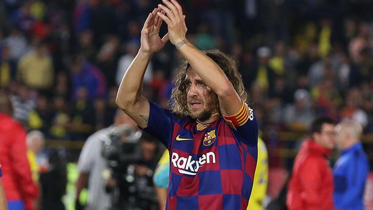 Puyol ve Xavi'den Barcelona'nın maaş kesintisi destek